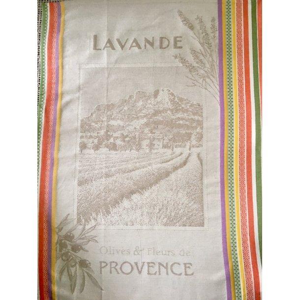 Fransk viskestykke-Lavande
