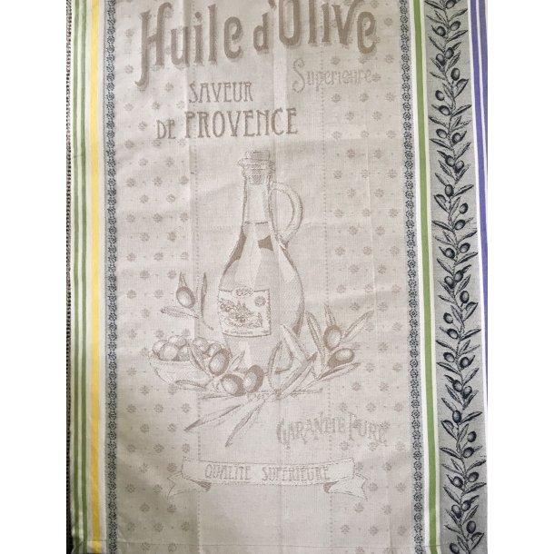 Fransk viskestykke-Huile de Olive